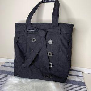 OGIO Gray Hamptons laptop bag NWOT